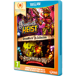 STEAMWORLD COLLECTION E-SHOP NINTENDO SELECTS Wii U