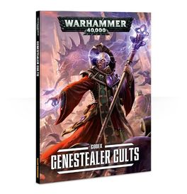 WH 40K GENESTEALERS CULTS (LIBRO)