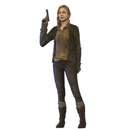 FIGURA THE WALKING DEAD TV VERSION SERIE 9 BETH GREENE 15 CM