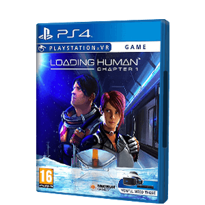 LOADING HUMAN CHAPTER 1 PS4 - VR
