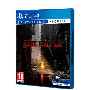HERE THEY LIE PS4 - VR
