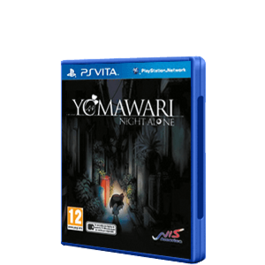 YOMAWARI NIGHT ALONE + THE FIREFLY DIARY PS VITA