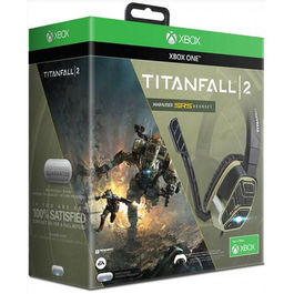 AURICULARES HEADSET AFTERGLOW TITANFALL 2 MARAUDER SRS (OFICIAL)