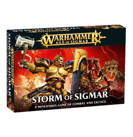 WH AGE OF SIGMAR STORM OF SIGMAR (CAJA)