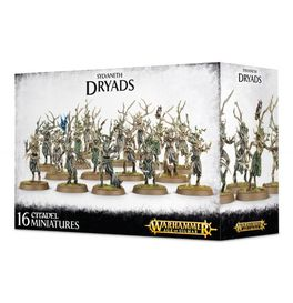 WH AGE OF SIGMAR SYLVANETH DRYADS (CAJA)