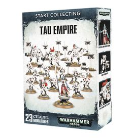 WH 40K START COLLECTING! TAU EMPIRE
