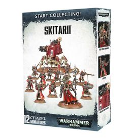 WH 40K START COLLECTING! SKITARII