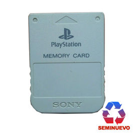 MEMORY CARD 1 MB SONY PLAYSTATION (SEMINUEVO)