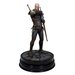 ESTATUA THE WITCHER 3 WILD HUNT GERALT DE RIVIA 20 CM