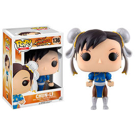 FIGURA POP STREET FIGHTER CHUN-LI 9  CM