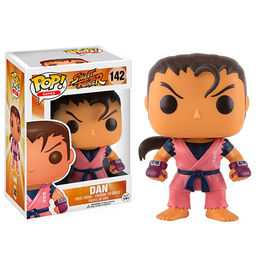 FIGURA POP STREET FIGHTER DAN 9  CM