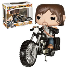 FIGURA POP WALKING DEAD DIXON CHOPPER 12 CM