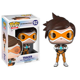 FIGURA POP OVERWATCH TRACER 9 CM