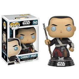 FIGURA POP STAR WARS ROGUE ONE CHIRRUT IMWE 9 CM