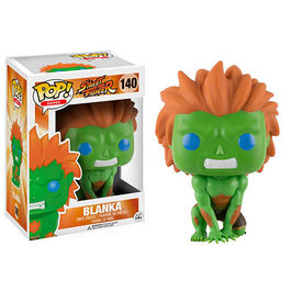 FIGURA POP STREET FIGHTER BLANKA 9  CM