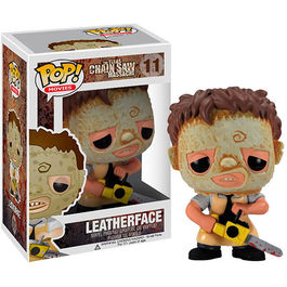 FIGURA POP LA MATANZA DE TEXAS LEATHERFACE 10 CM