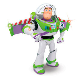 FIGURA ELECTRONICA SIGNATURE COLLECTION BUZZ LIGHTYEAR 30 CM CASTELLANO