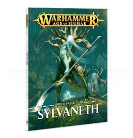 WH AGE OF SIGMAR BATTLETOME - SYLVANETH (LIBRO)