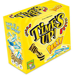 JUEGO DE CARTAS TIME´S UP PARTY