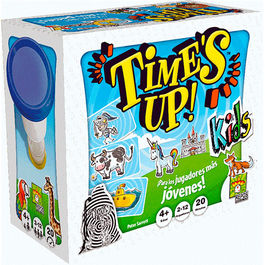 JUEGO DE CARTAS TIME´S UP KIDS
