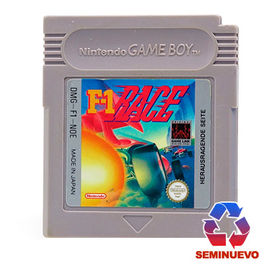 F1 RACE GAME BOY (SEMINUEVO)