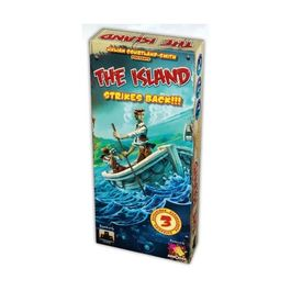 JUEGO DE MESA THE ISLAND STRIKES BACK EXPANSION