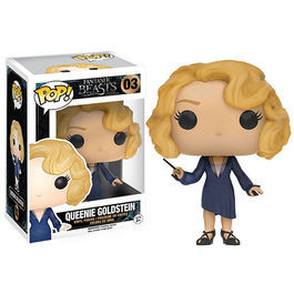 FIGURA POP ANIMALES FANTASTICOS QUEENIE GOLDSTEIN 9 CM