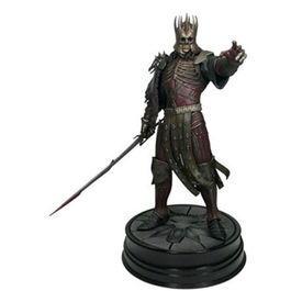 ESTATUA THE WITCHER 3 WILD HUNT KING EREDIN 20 CM