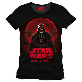 CAMISETA STAR WARS ROGUE ONE VADER