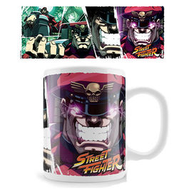 TAZA STREET FIGHTER RAGE OF BISON