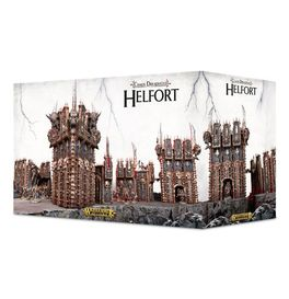 WH CHAOS DREADHOLD HELFORT (CAJA AGE OF SIGMAR)