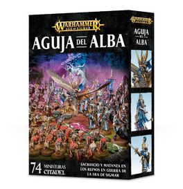 WH AGE OF SIGMAR - SPIRE OF DAWN (CAJA AGE OF SIGMAR)