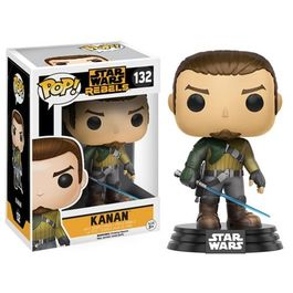 FIGURA POP STAR WARS REBELS KANAN 9 CM