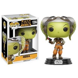 FIGURA POP STAR WARS REBELS HERA 9 CM