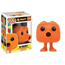 FIGURA POP GAMES Q-BERT 9 CM
