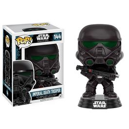FIGURA POP STAR WARS ROGUE ONE IMPERIAL DEATH TROOPER 9 CM