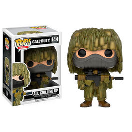 FIGURA POP CALL OF DUTY ALL GHILLIED UP 9 CM
