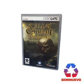 CALL OF CTHULHU DARK CORNERS OF THE EARTH CODEGAME PC (SEMINUEVO)