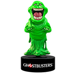 FIGURA LOS CAZAFANTASMAS BODY KNOCKER SLIMER 15 CM