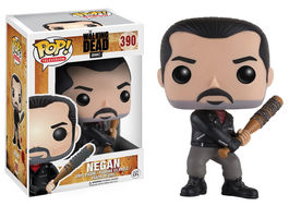 FIGURA POP WALKING DEAD NEGAN 9 CM
