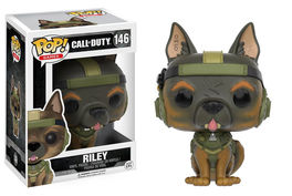 FIGURA POP CALL OF DUTY RILEY 9 CM