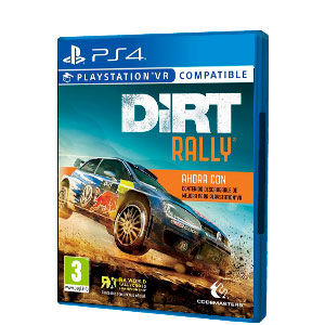 DIRT RALLY (VR COMPATIBLE) PS4