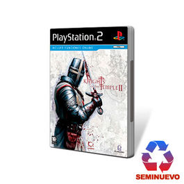 KNIGHTS OF THE TEMPLE II PS2 (SEMINUEVO)