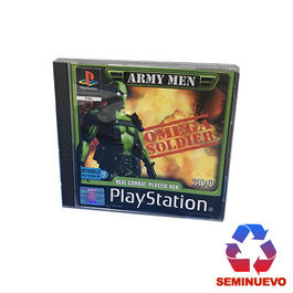 ARMY MEN OMEGA SOLDIER PS ONE (SEMINUEVO)