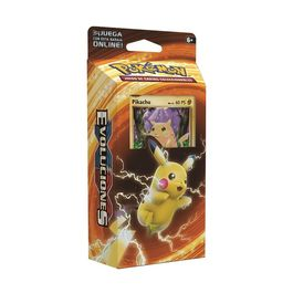 CARTAS POKEMON XY EVOLUCIONES BARAJA 60 CARTAS