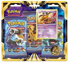 CARTAS POKEMON BLISTER GIRATINA