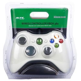 CONTROLLER BLANCO MTK MS XBOX 360