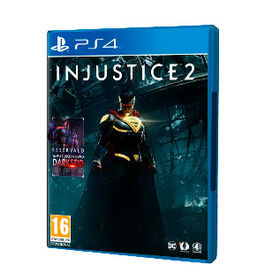 INJUSTICE 2 PS4 + IMANES*