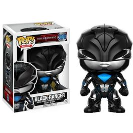 FIGURA POP POWER RANGERS THE MOVIE BLACK RANGER 9 CM