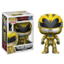 FIGURA POP POWER RANGERS THE MOVIE YELLOW RANGER 9 CM